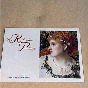 Pre Raphaelite Paintings Postcards NWT